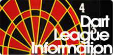 dart league information