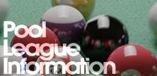 pool league information